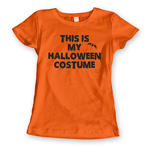 This Is My Halloween Costume Funny Womens Shirt
