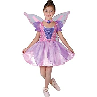 Butterfly Princess Fairy Girls Fancy Dress Costume S Princess Butterfly Costume