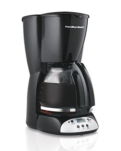 Hamilton Beach 12-Cup Coffee Maker, Digital (49465) (12 Cup Espresso Coffee Maker compare prices)