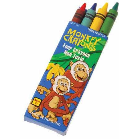 Monkey Crayons