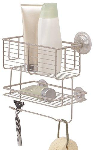 mdesign-portaoggetti-bagno-doccia-a-ventosa-per-shampoo-balsamo-sapone-combo-satinato