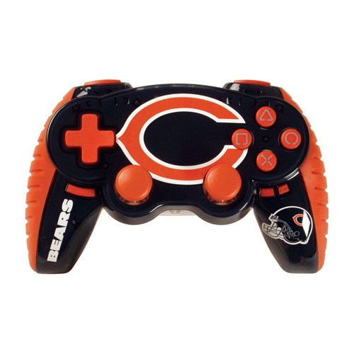 Playstation 3 Chicago Bears Wireless Game Pad