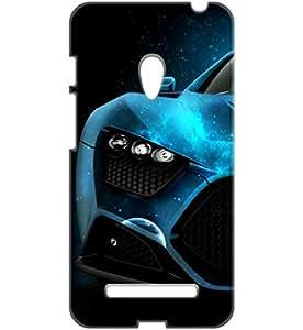 a AND b Designer Printed Mobile Back Cover / Back Case For Asus ZenFone 5 (ZEN_5_3D_1508)