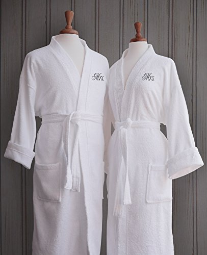 luxor-linens-egyptian-cotton-mr-mrs-terry-robes-perfect-wedding-gifts-mr-mrs-with-gift-packaging