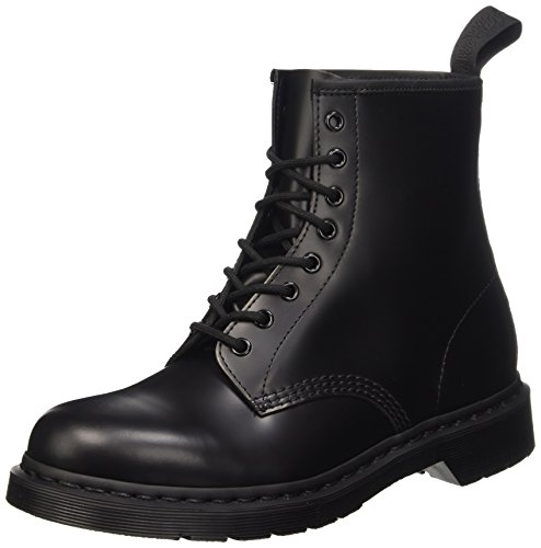 Dr. Martens - Stivaletti Monochrome 1460, Unisex - adulto, nero (Black), 37 (4 UK)