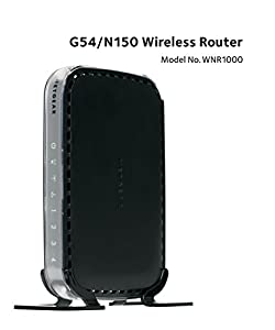 NETGEAR RangeMax Wireless Router (WNR1000)