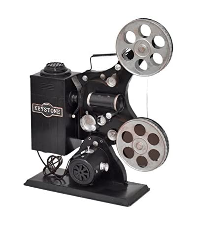 Three Hands Movie Projector Décor