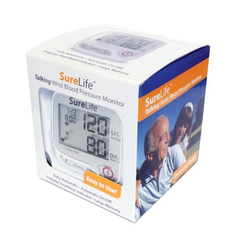 SureLife 860212 Blood Pressure Monitor
