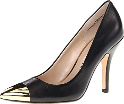 Chinese Laundry Women's Danger Zone Pump,Black,7.5 M US