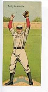 Buy 1911 T201 Mecca Double Folder Tobacco Wallace  . Lake St. Louis Cardinals EX+ by Hollywood Collectibles