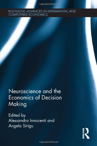 Neuroscience and the Economics of Decision Making (Routledge Advances in Experimental and Computable Economics)