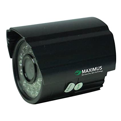 Maximus MC24SF1R-G 520TVL Dome CCTV Camera