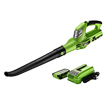 Best Partner Leaf Blower Cordless,18V Max Lithium Ion cordless blower,Battery And Charger Included