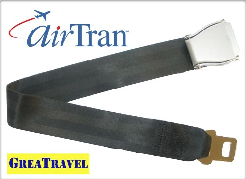 AirTran Airplane Seat Belt Extender