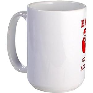 demon decal enron school of accounting mugs large mug standard multi color 1295 - Enrob Color