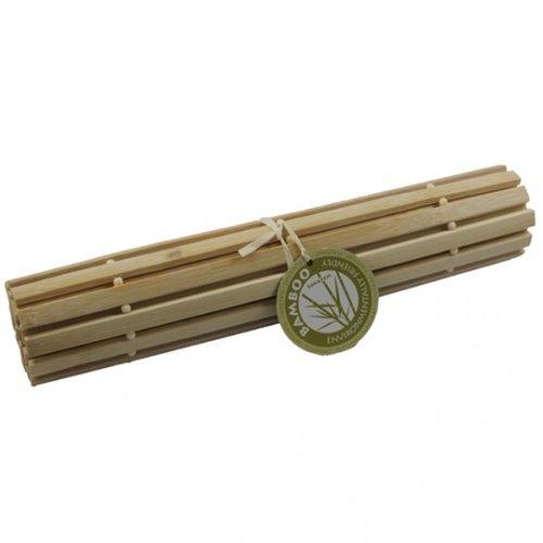 Platzset Bambus Holz Platzdeckchen