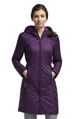 Icebreaker Damen Jacke Softshell Mantel Helix 3Q Jacket
