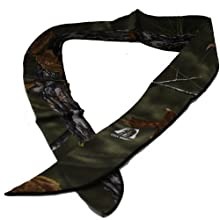 Cool Wrap 303 LL Cooling Scarfs, Long Leaf Camo