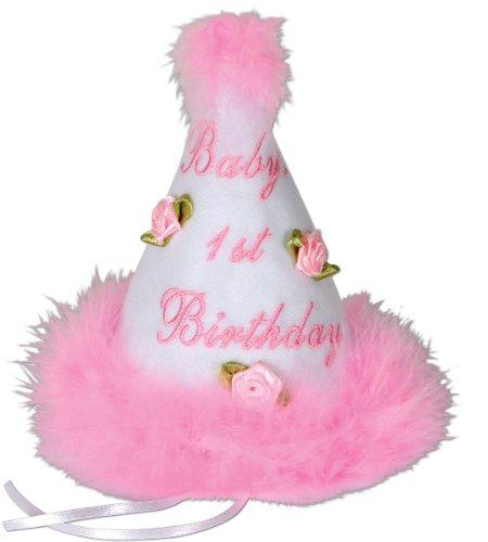 Babys 1st Birthday Cone Hat Case Pack 18