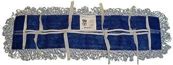 Zephyr Top Kote Dura-Waxer Flat Mop Heads (Pack of 6)