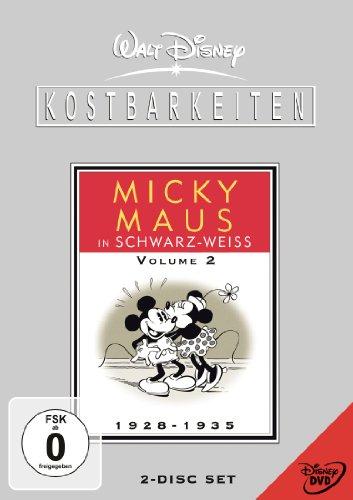 Micky Maus in schwarz-weiß Vol. 2 [Edizione: Germania]