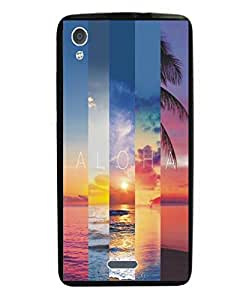 Techno Gadgets back Cover for intex aqua style pro