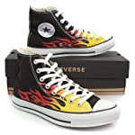 Fire flash canvas boots