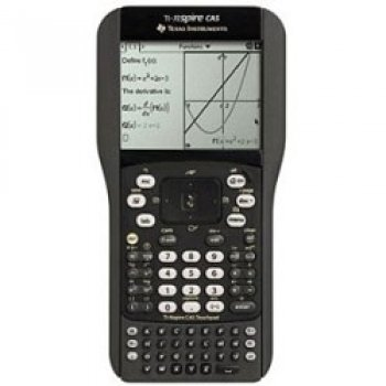 Texas Instruments TI-Nspire CAS 2.0 with TouchPad (Student Version)