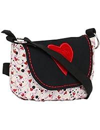 Pick Pocket Big Red Love Sling Bag