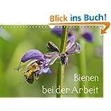 Bienen bei der Arbeit: Bienen bei der Arbeit A4 quer