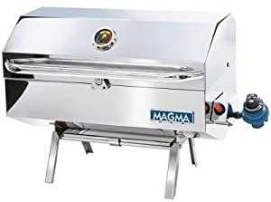 Magma port Infra-Red Gourmet Series Gas Grill by Magma Products