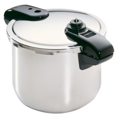 Presto 8-Quart Stainless Steel Pressure Cooker (Presto 8 Qt compare prices)