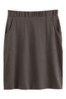 Fair Indigo Pocket Knit Fair Trade Organic Skirt