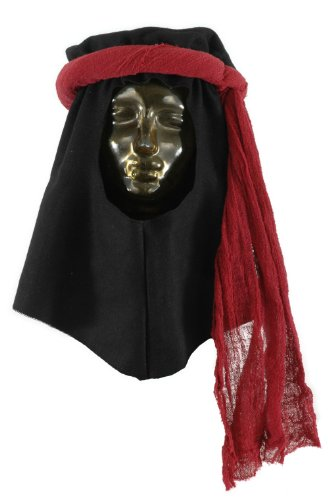 Prince Of Persia Costume Headdress Licensed Arab Headdress 7301