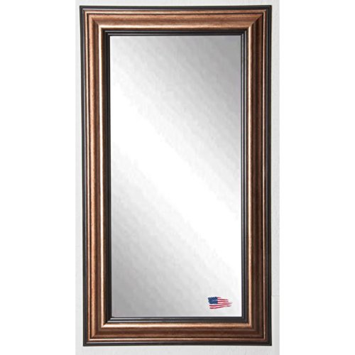 American Made Rayne Canyon Bronze 30.5 X 65.5 Floor Mirror front-838492