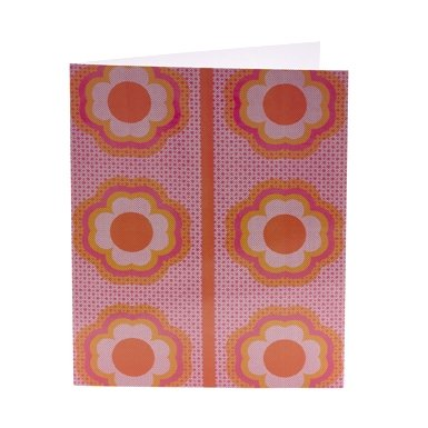Petit Point Single Greeting Card||RF10F