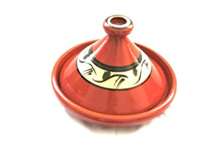 Handcrafted Authentic Moroccan Terracota Tagine Cooking Dish