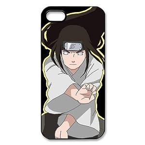TConline HYUGA NEJI in Naruto-Custom case cover for Apple iphone 5/5th-Printed Hard Plastic case-Naruto Style series