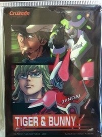 Tiger & Bunny Official Sleeve Collection