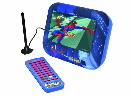 DMPTV1SPFR - Spider-Man Mini LCD-TV mit DVB-T