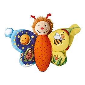 Ravensburger ministeps 04373 - La mia bambola farfalla