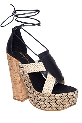High Society Strappy High Heel Sandal