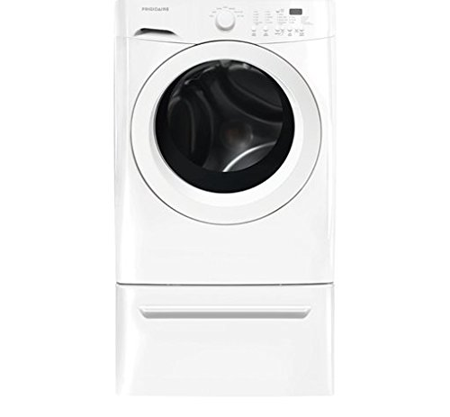 "Frigidaire FFFW5000QW 27"" Front Load Washer Energy Star Rated in White"