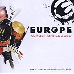 Europe – Almost Unplugged (Live) (2008)