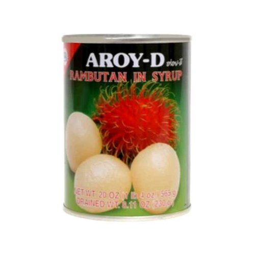 Aroy-D Rambutan In Syrup 20 oz (Arroy D compare prices)