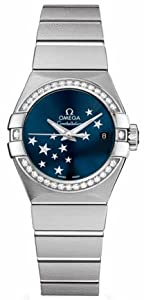 Omega Constellation Ladies Watch 123.15.27.20.03.001