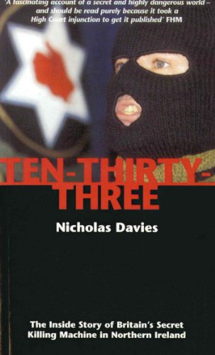 Nicholas Davies - Ten-Thirty-Three