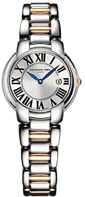 Raymond Weil Women's 5229-S5-00659 Two-Tone Stainless Steel Watch