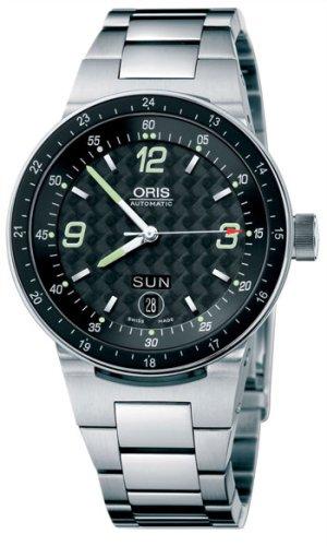 Oris Men's 635 7595 4164MB Williams F1 Team Automatic Watch