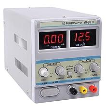 30V 5A Variable Lab Precision DC Digital Power Supply